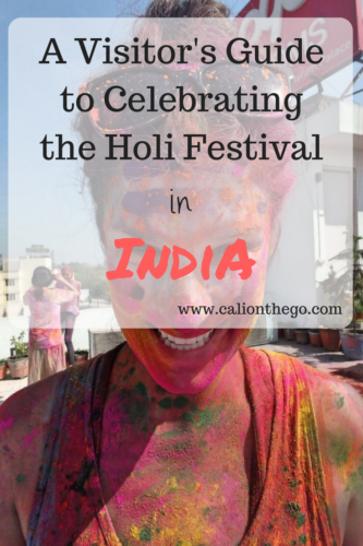 What is the Holi festival like for a visitor to India? What should you wear? Is it safe? Is it fun? Will it ruin your clothes? Read and find out