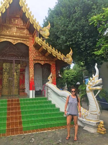 Temple of Chiang Mai