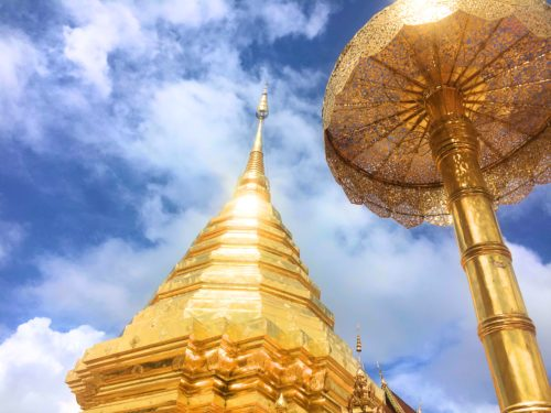 Doi Suthep temple Chiang Mai-one of the best destinations in Thailand