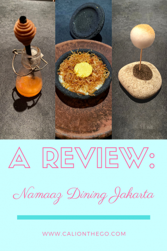 A thorough and honest review of what the 17 course meal and experience at Namaaz Dining in Jakarta, Indonesia is really like.